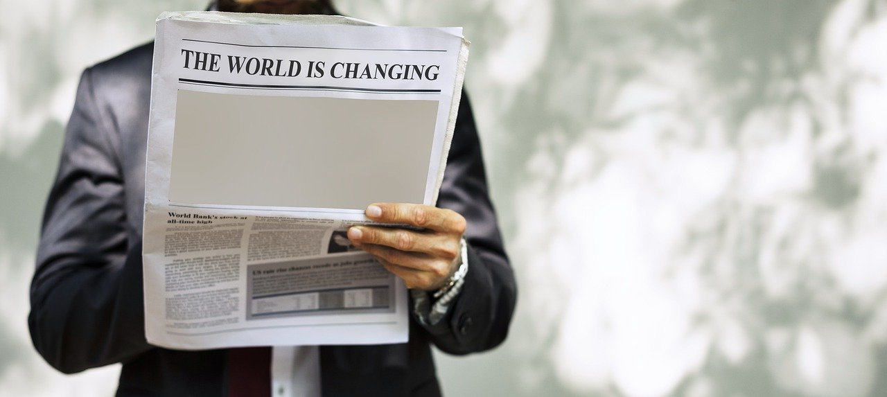 world is changing 1