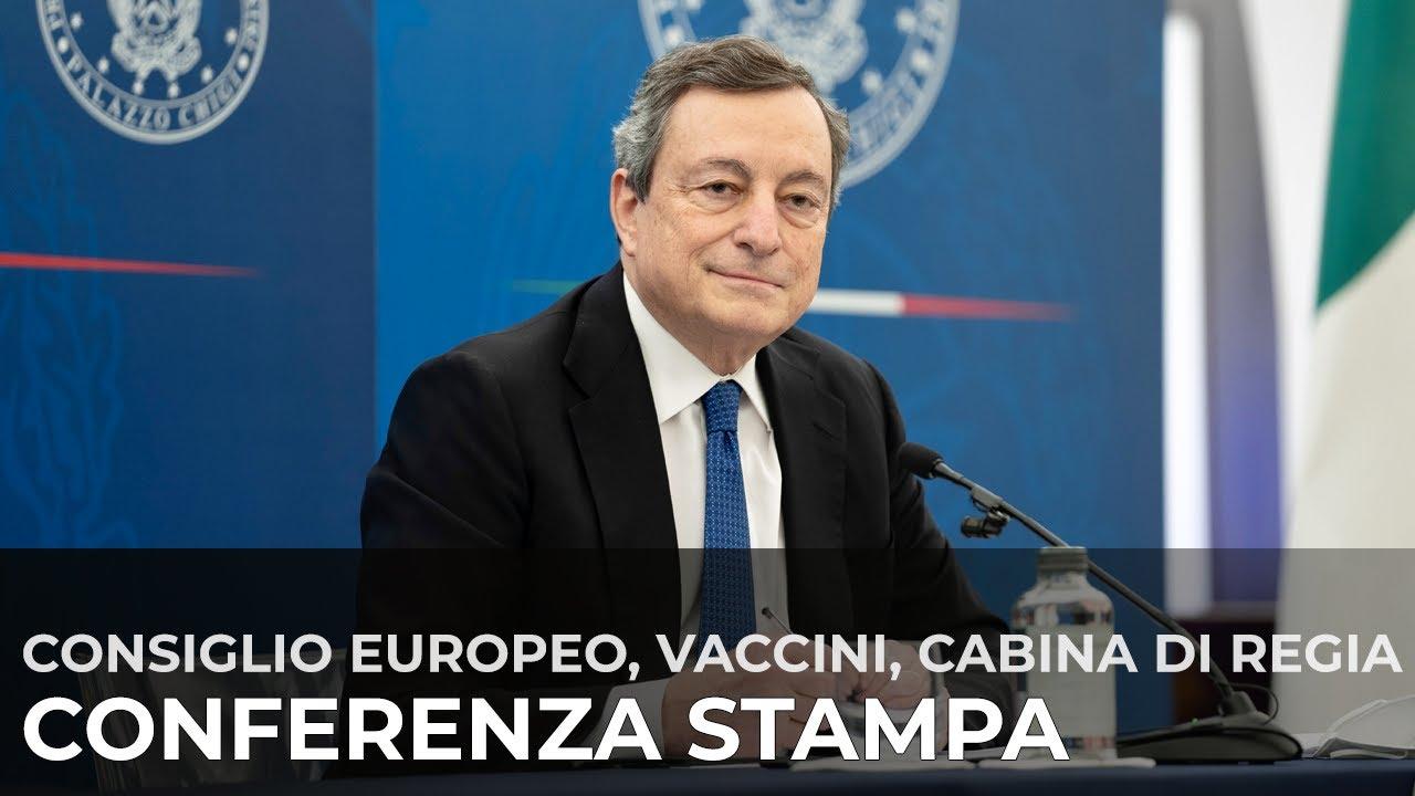 Mario Draghi: Wir werden bei ungeimpftem Gesundheitspersonal intervenieren