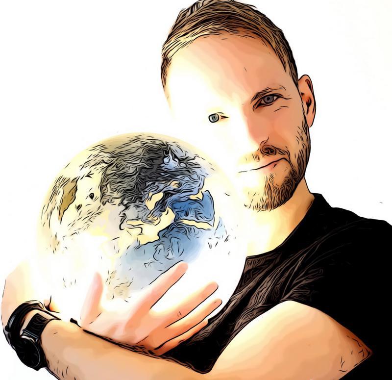 Martin Perkmann - Schöne neue Welt