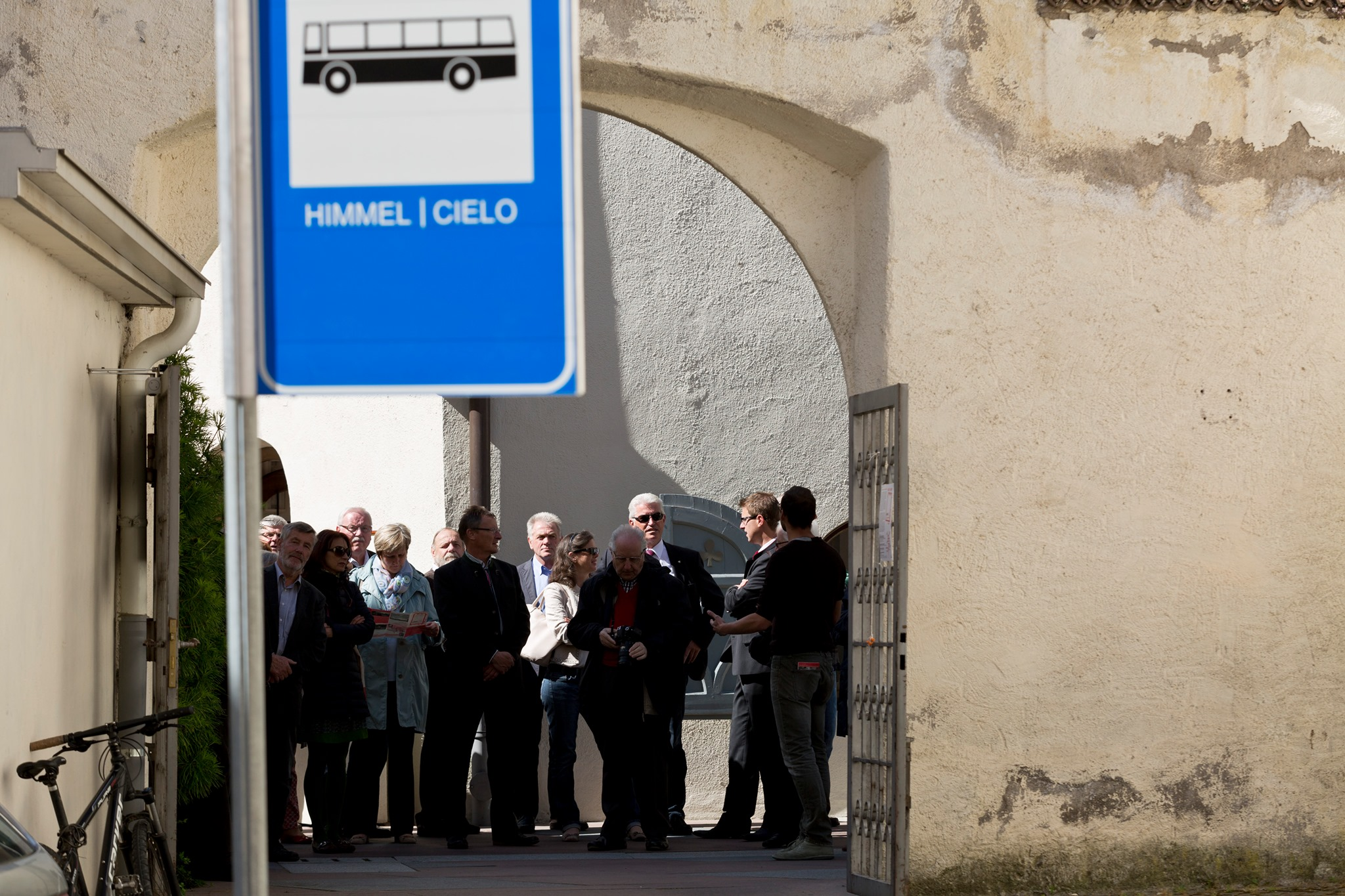 Joachim Knobloch, Final Destination (2013) Foto: Damian Pertoll