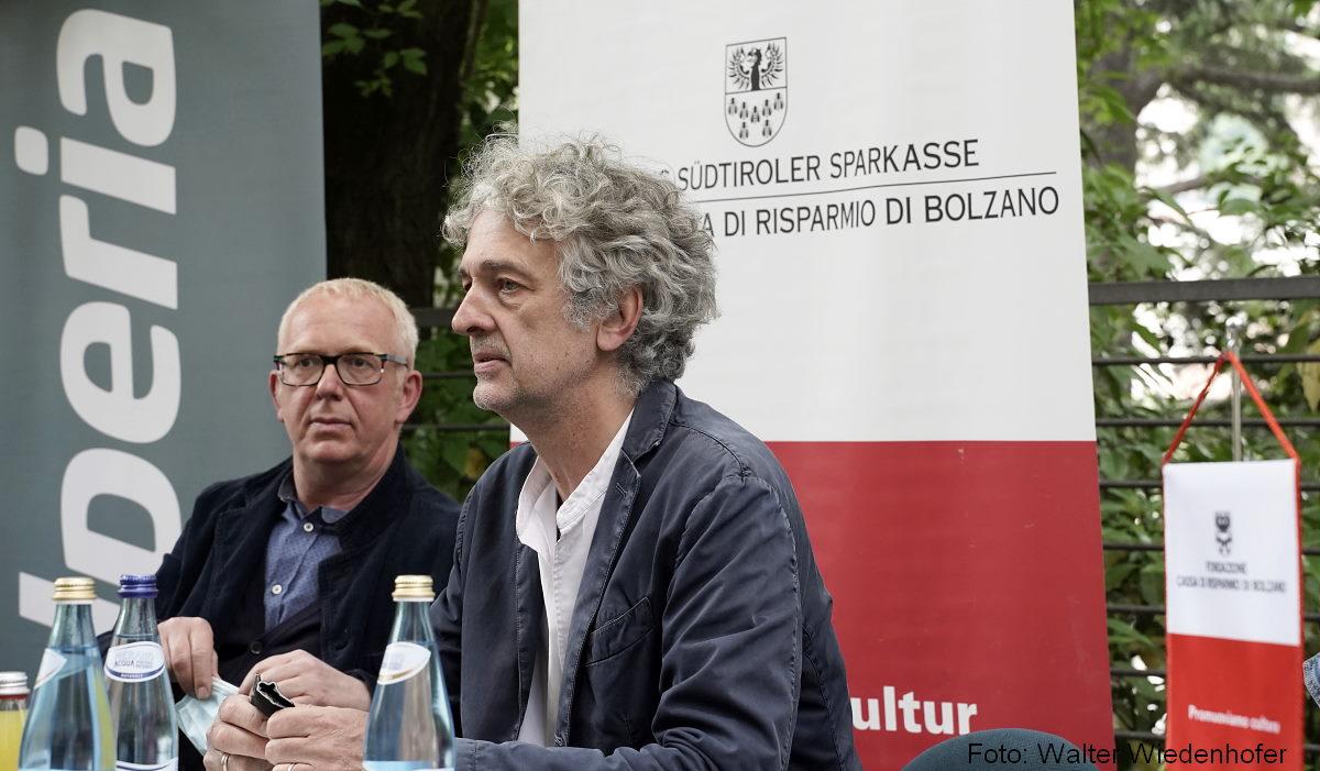 Joachim Elmenreich und Meinhard Khuen