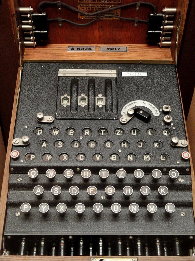 Radio DARC - Kryptografie - ENIGMA