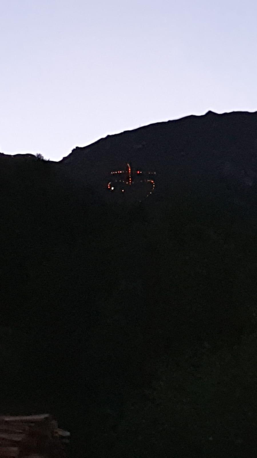 Lichtenberg eingesendet vom Oberzebra